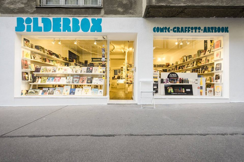 Der andere 'Buchladen'