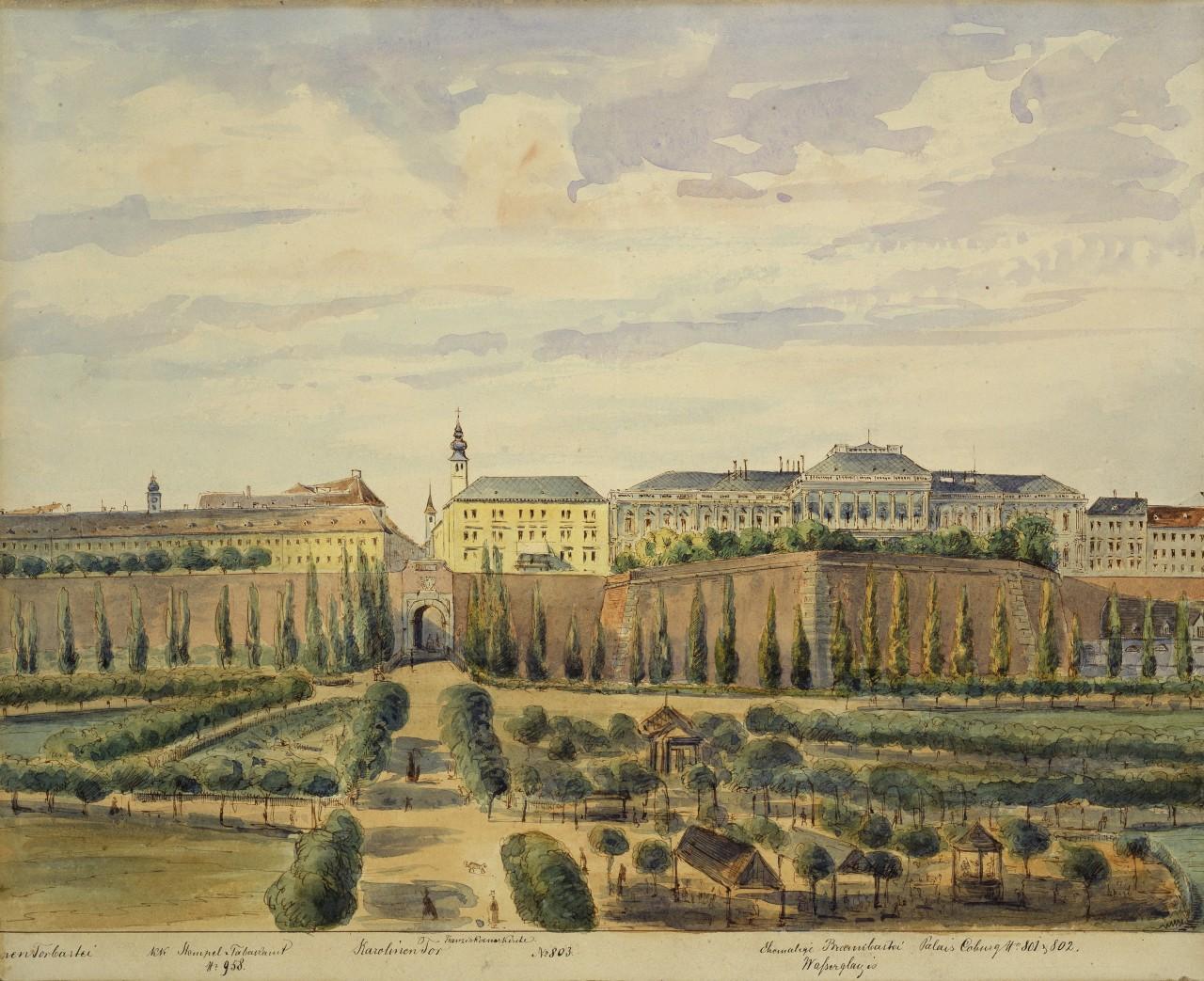Haus Nummer 2 in Wien – Palais Coburg